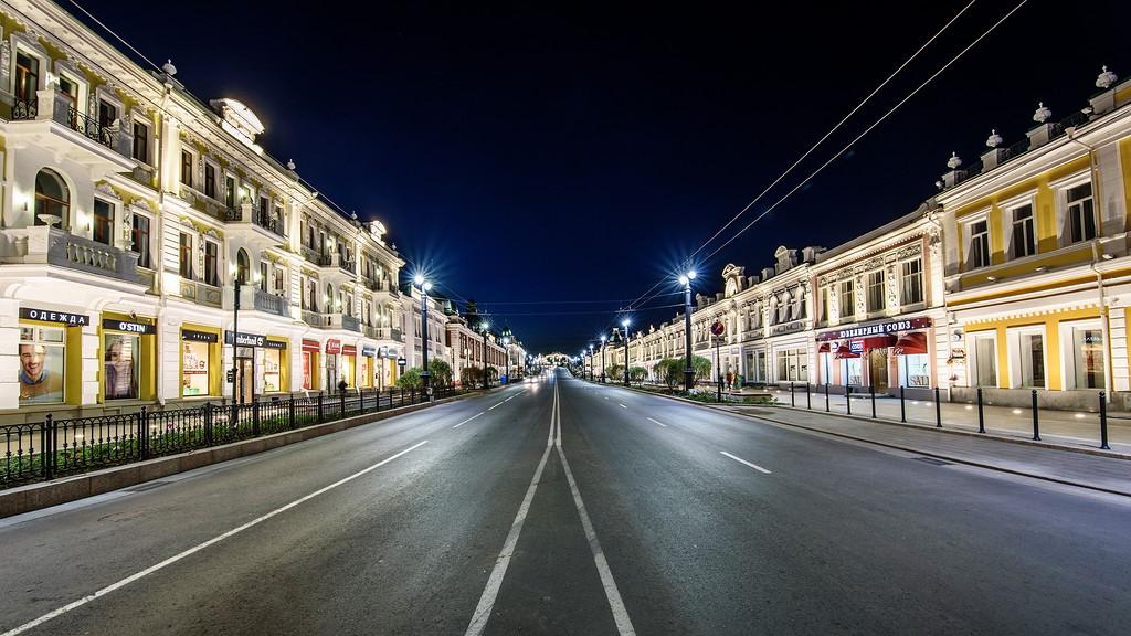 картинки улицы ленина омск